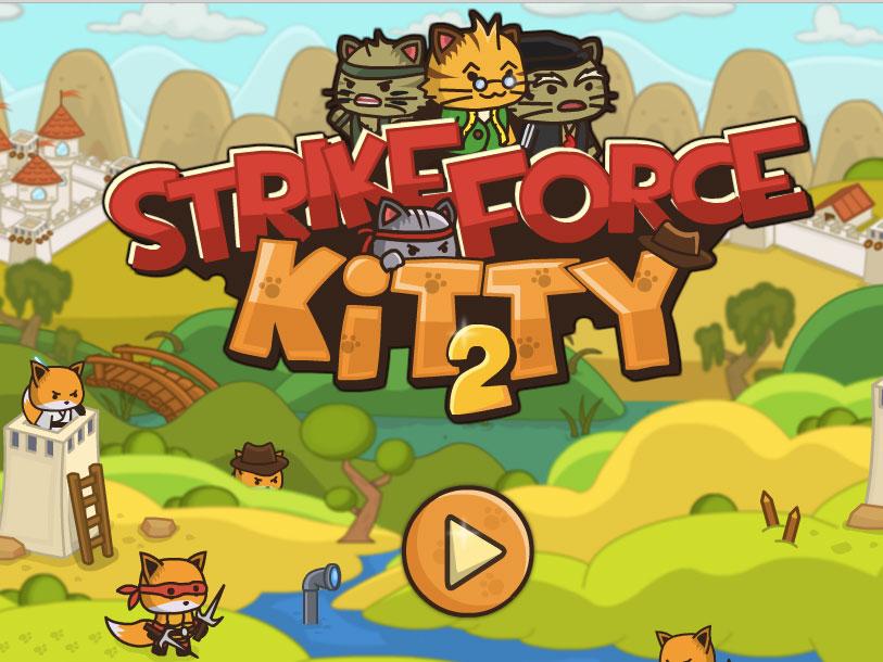 Strikeforce kitty last stand hacked wallfree ninja