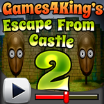 play G4K Escape From Castle 2 Game Walkthrough