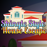 play Shingle Style House Escape