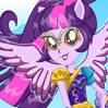 Twilight Sparkle Archery Style game