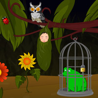 play Baby Fairy Escape
