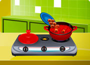 Pasta With Meatballs game