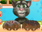 play Talking Tom Paw Caring