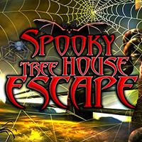 play Spooky Tree House Escape