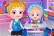 play Baby Hazel Kitchen Fun