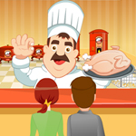 Boiled Chicken Shop game