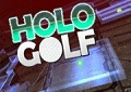 Holo Golf game