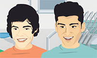One Direction: Dental Surgery game