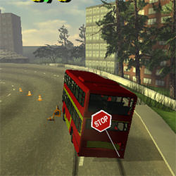 Bus Driver Racing game
