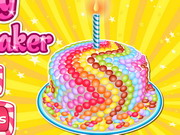 Candy Cake Maker game
