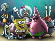 play Spongebob Friends Memory