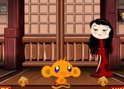 play Monkey Go Happy Ninjas