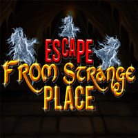 play Escape From Strange Place
