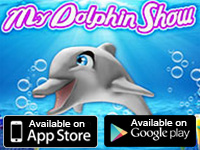 My Dolphin Show App game