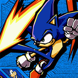 Sonic Battle game