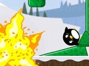Exploding Penguins game