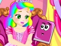 play Princess Juliet Castle Party