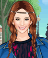 Pop Pattern Jeans Dress Up game