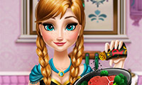 Real Cooking: Anna game