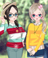 Bff Style Dress Up game