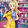 play Barbies Closet