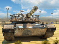 Battle Tank 3D Parking game