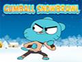 play Gumball Snowbrawl