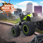 Monster Truck Ultimate Playground game