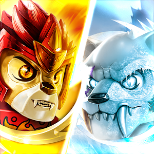 Tribe Fighters – Chime – Lego game