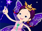 Easter Fairy Dress Up game