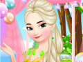 play Elsas Candy Makeup