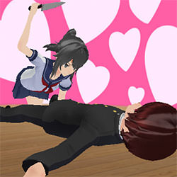 Yandere Clicker game