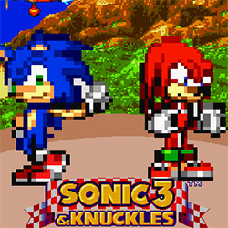 Sonic & Knuckles 3 game