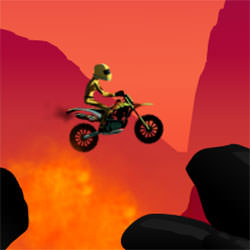 Volcano Ride game