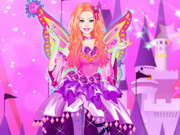 Barbie Magician Dress Up game