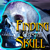 Ena Finding Crystal Skull game