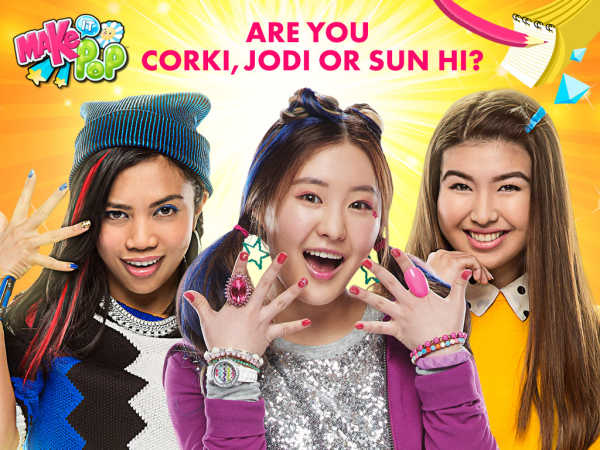 Make It Pop: Are You Corki, Jodi Or Sun Hi? game