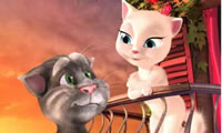 play Talking Tom Cat 4