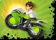 play Ben 10 Bike Adventure