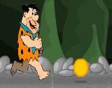 play Fred Flinstones Run