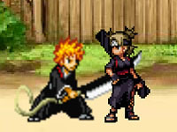 play Bleach Vs Naruto 2.2