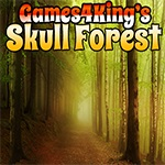 play G4K Skull Forest Escape