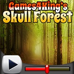 play G4K Skull Forest Escape Game Walkthrough
