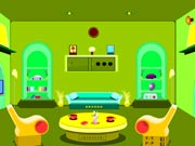 play Light Green Room Escape