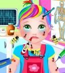 play Baby Juliet Bee Allergy