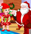 play Baby Juliet And Christmas Fun