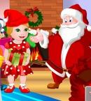 play Baby Juliet Christmas Fun