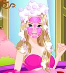play Barbie Morning Ritual