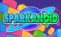 Sparkanoid game