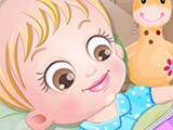 Baby Hazel Puzzle Book 01 game